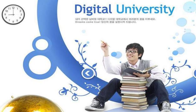 中小学教育网站设计有哪些特殊模块